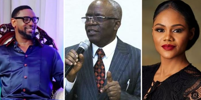 Nigerian lawyer and human rights activist Mr. Femi Falana (SAN) has said his chambers is not holding brief for Mr. Timi and Mrs. Busola Dakolo.