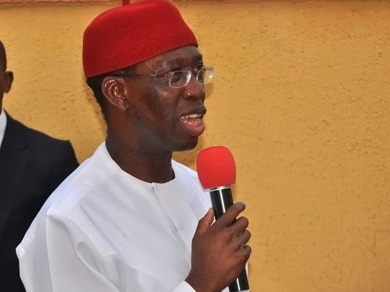 Delta State Governor, Arthur IfeanyiOkowa on Wednesday, appointed eight new commissioners to further assist in the development of the state.