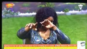 BBNaija: Tacha In Tears As She Promises To Do Better Because Of Mike