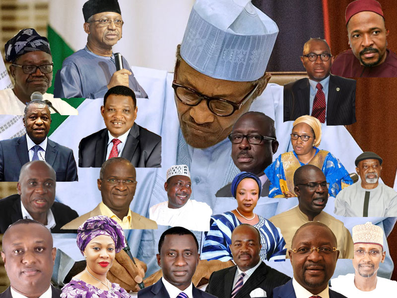 "Muhammadu Buhari, Nigeria's President, will later today, Wednesday, August 21, assign portfolios to his new ""Next Level"" ministers."