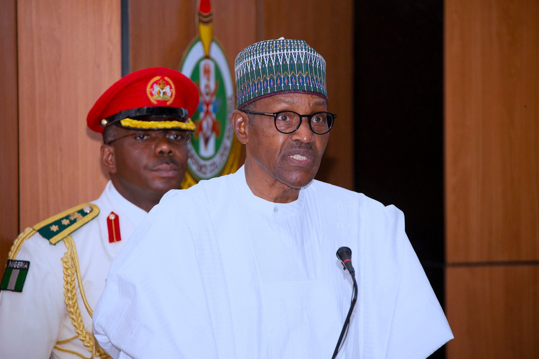 Independence Day Speech: Time Has Come For Nigerians To Bury Their Differences- Buhari (Full Text)