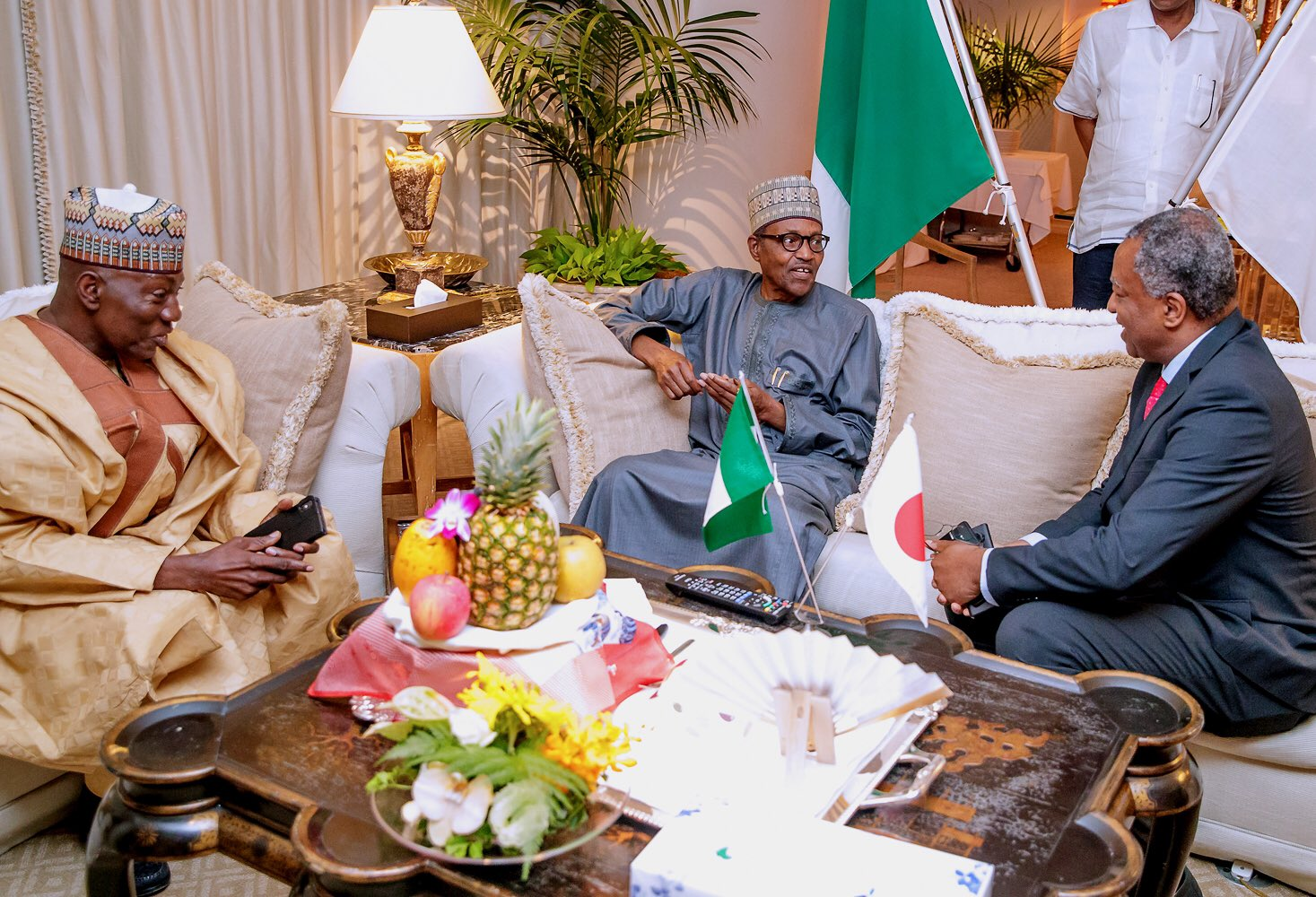 TICAD7: PDP Tackles Buhari In Fresh Outburst