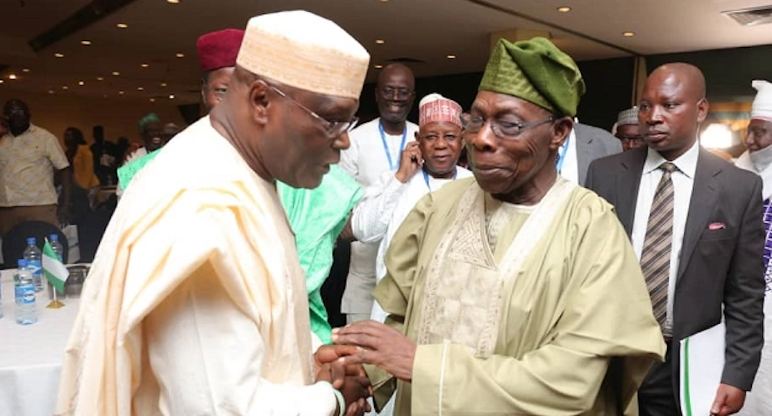 EFCC Links Atiku's €150m Probe To Obasanjo's Library