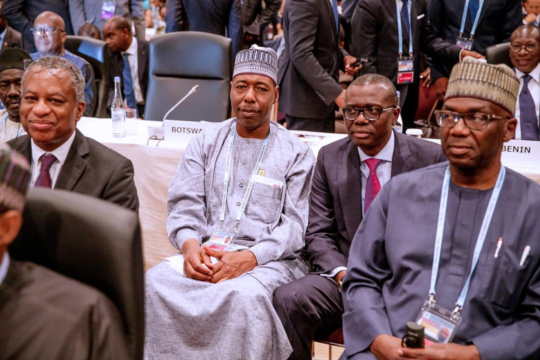 We Look Forward To Prospective Investors In Power, Gas, Others- Buhari