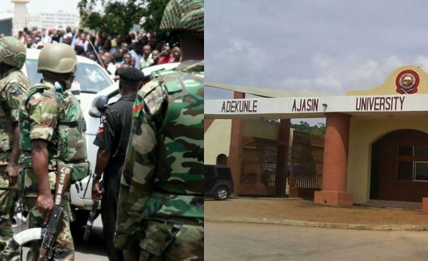 Just In: Police Arraign Soldier Who Allegedly Raped AAUA Student