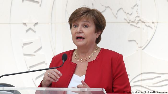Kristalina Georgieva Elected As IMF Managing Director