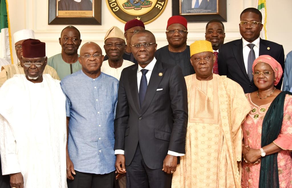 Nigeria Must Not Let Families Of Ex-Servicemen Down, Says Sanwo-Olu
