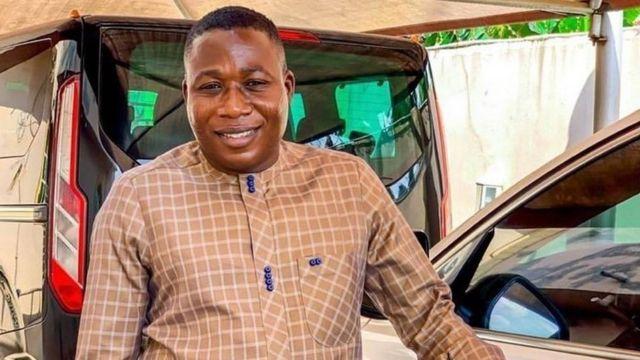 Breaking: Sunday Igboho Arrested In Benin Republic