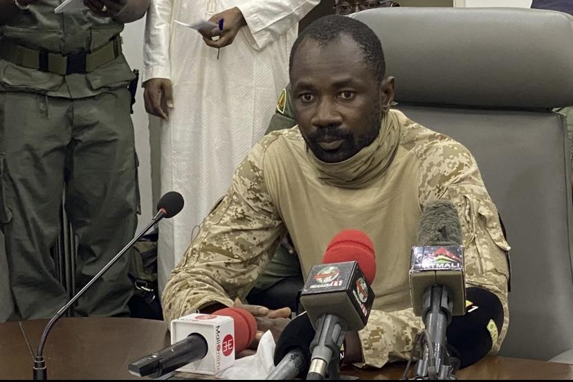 Mali Interim President Escapes Assasination Attempt