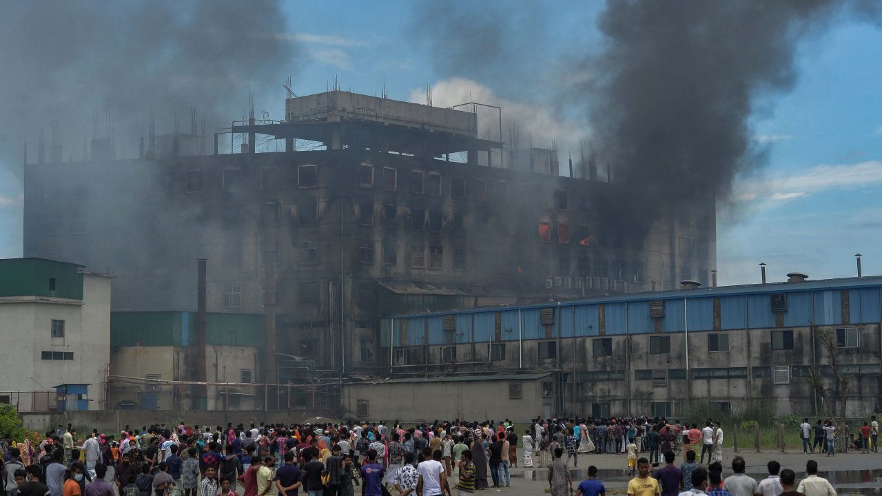 Factory Owner Arrested After 52 Persons Die In Fire