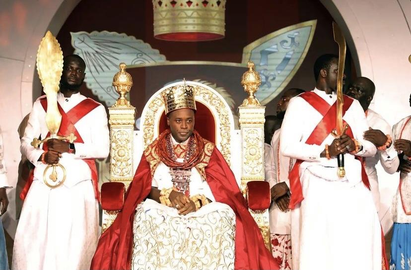 Tsola Emiko Crowned As 21st Olu Of Warri
