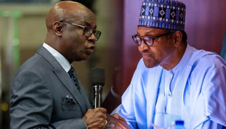 Pastor Bakare Makes U-Turn On President Buhari