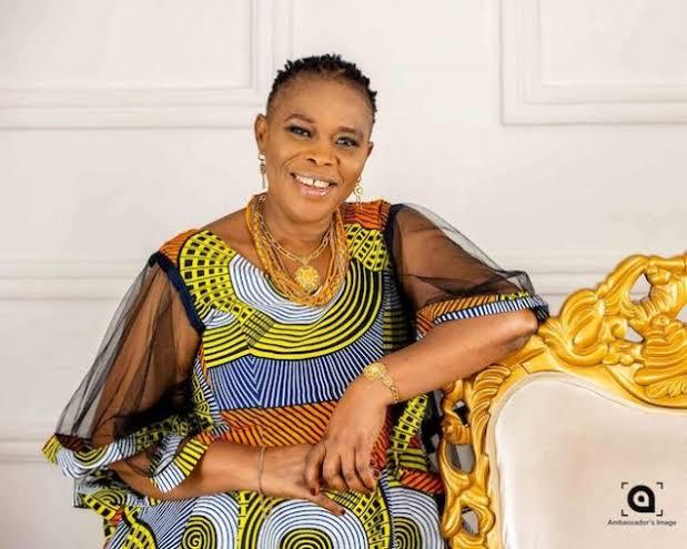 Nollywood actress, Doris Chima is dead.