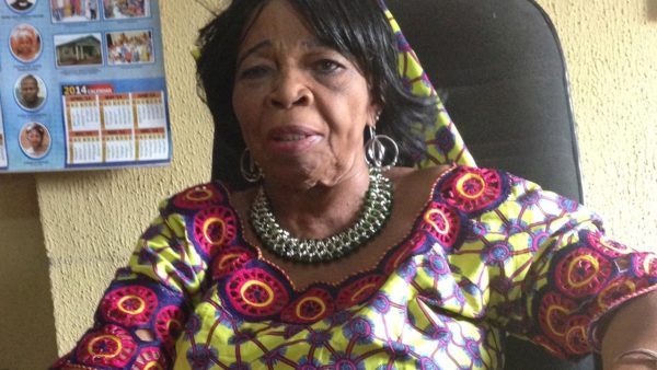 BREAKING: Former First Lady, Victoria Aguiyi-Ironsi Dies