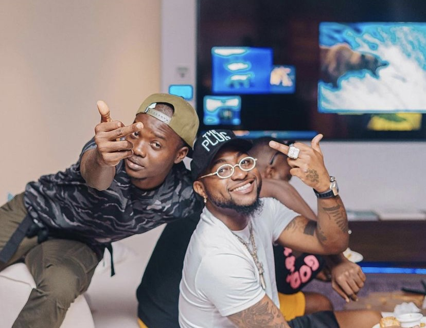 Davido Pens Tributes To Late Photographer, Fortune