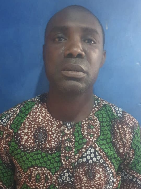Man Allegedly Defiles Five-Year-Old Stepdaughter In Ogun