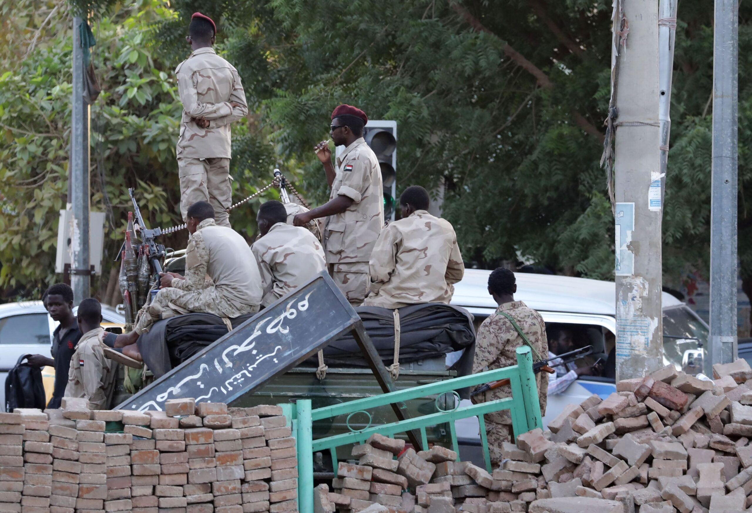 Coup Attempt Foiled In Sudan