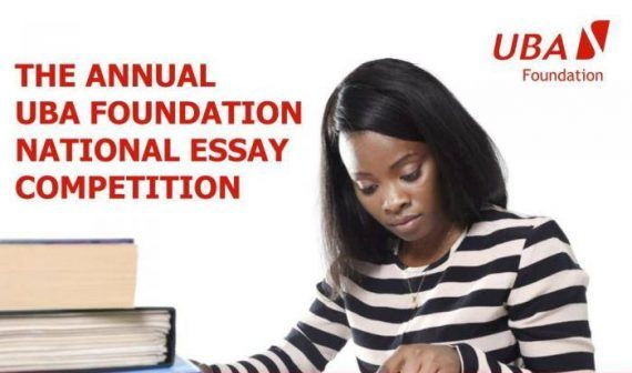 UBA Foundation Opens Portal For National Essay Competition 2021