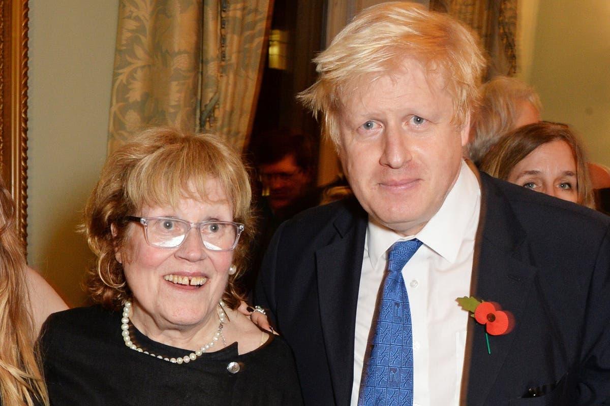 Boris Johnson Loses Mother, Charlotte Johnson Wahl