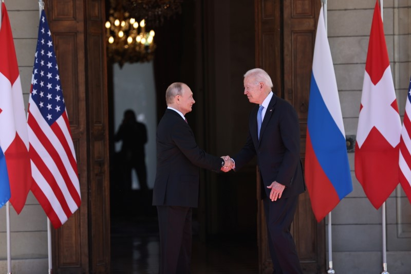 US, Russia Launch New Round Of Talks In Geneva