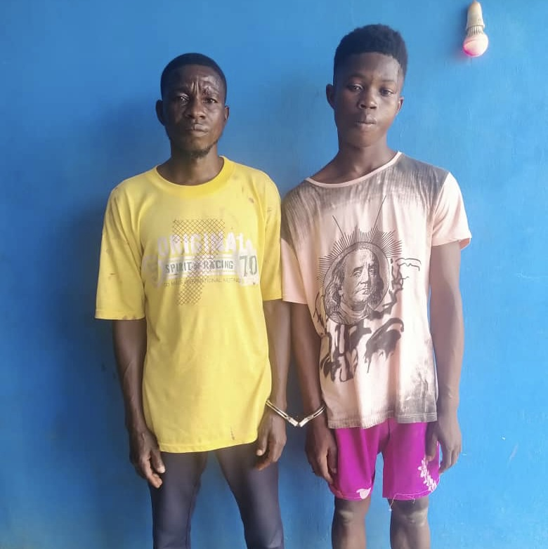 Police Arrest Two Kidnappers While Collecting Ransom